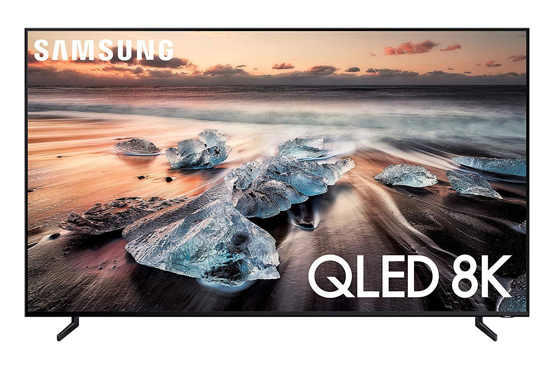 Samsung QLED 8K Fernseher mit bis zu 98 Zoll vorgestellt