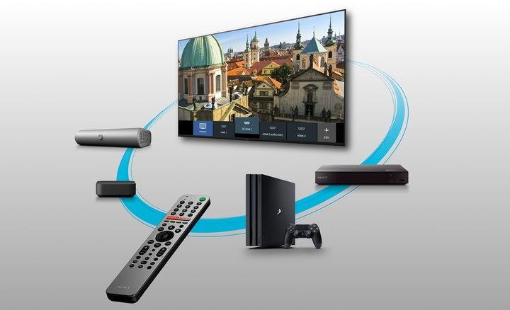 Der neue Sony 8K TV ZG9 auf der CES 2019 offiziell vorgestellt